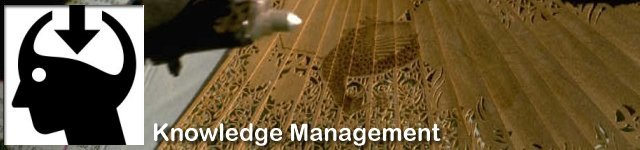 The GDRC Programme on Knowledge MAnagement
